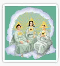 Holy Trinity Sticker