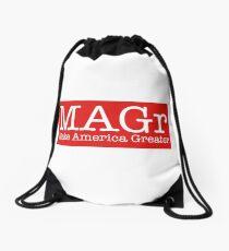 Make America Greater MAGr Drawstring Bag
