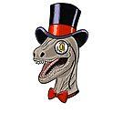 Baron von Raptor by jupejuperocket