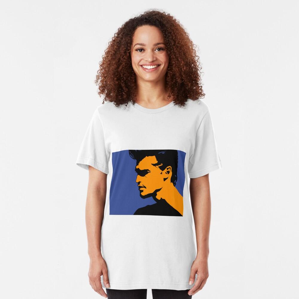 Portrait Slim Fit T-Shirt