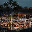 Dining Al Fresco!  by John  Kapusta