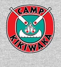 Camp Kikiwaka - Bunk'd - non-red background Kids Pullover Hoodie