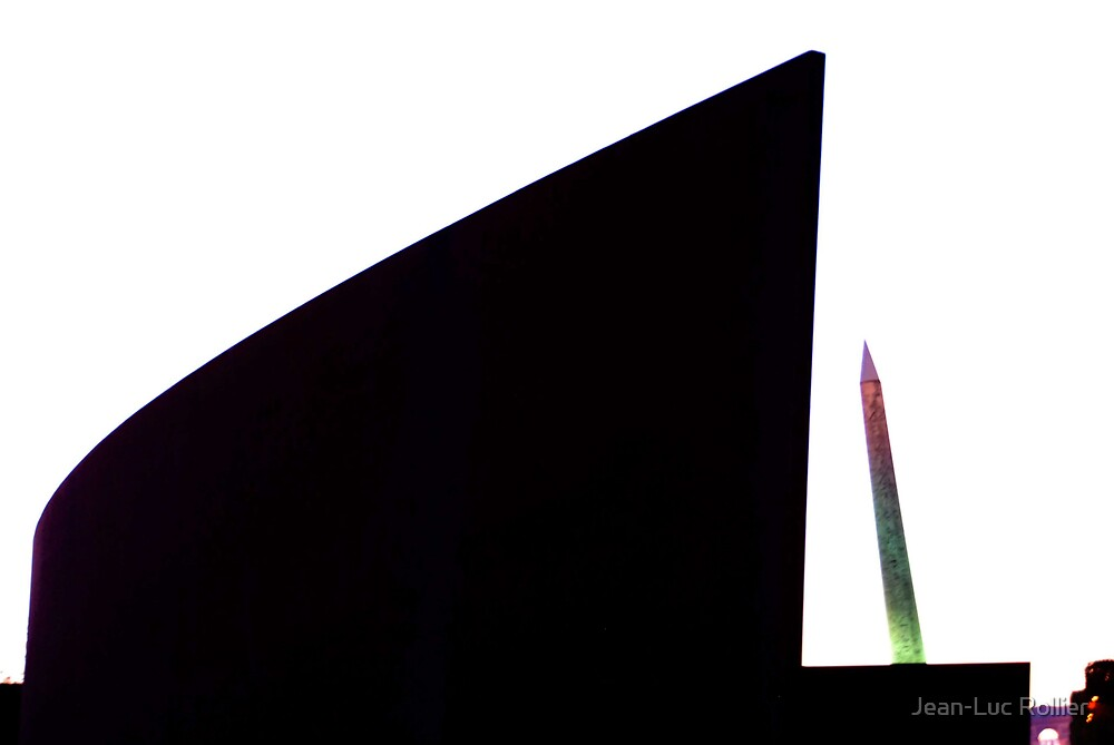 Paris, Place de la Concorde. by Jean-Luc Rollier