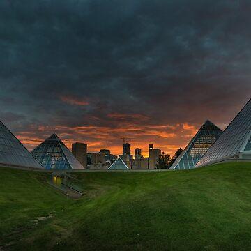 Apoclyptic Sunset by PhotosbySylvia