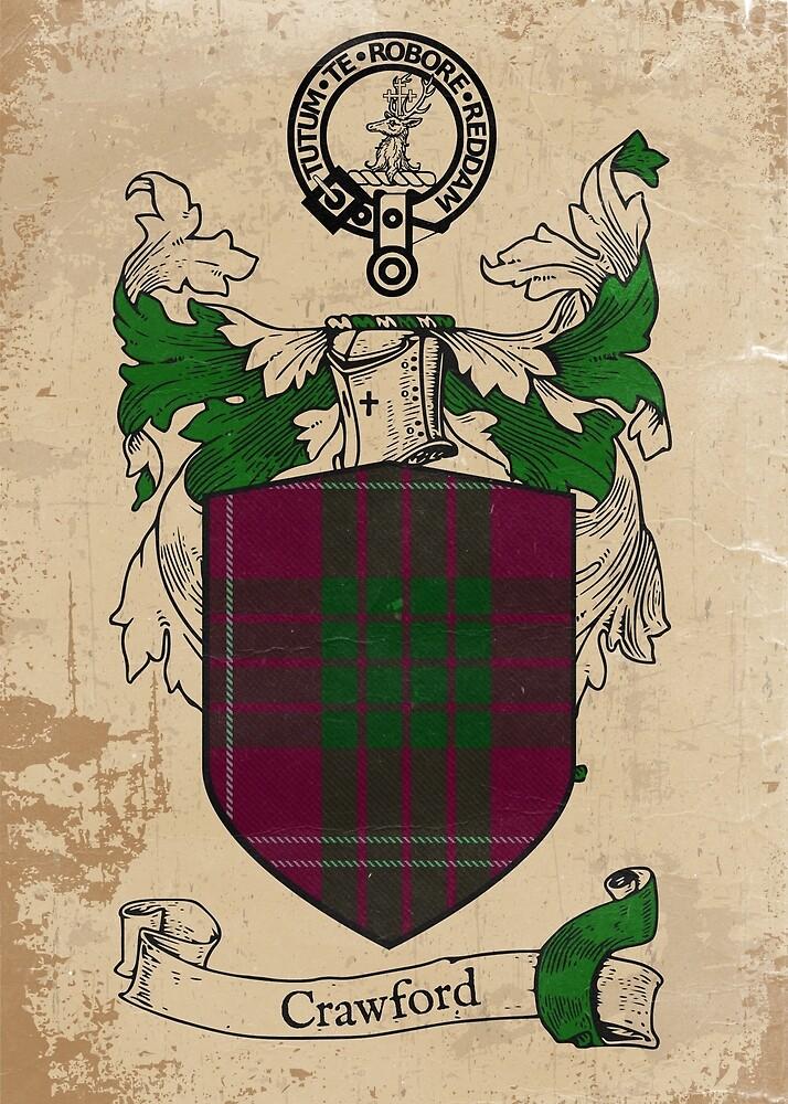 Clan Crawford by DNCArt