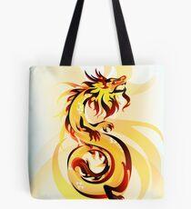 Imperial Dragon Tote Bag