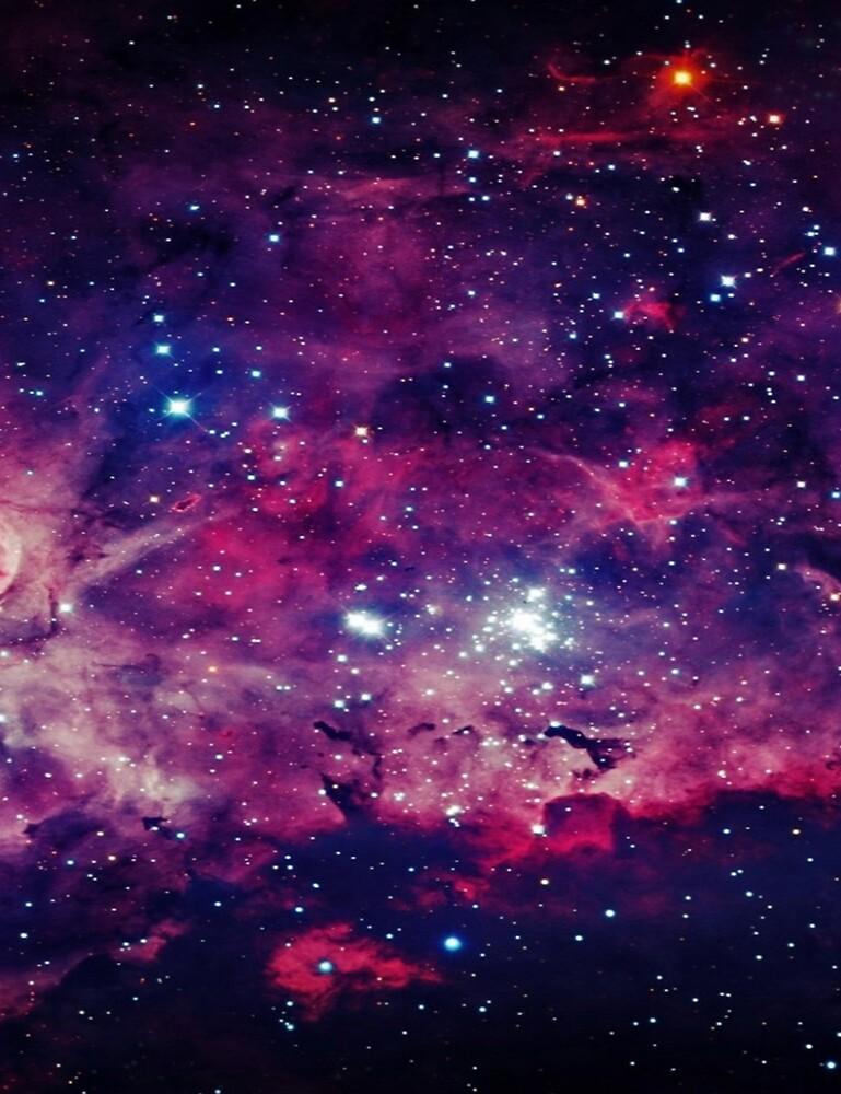 Universe 1 by 123Nanita