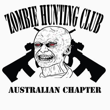 Zombie Hunting Club by NemesisGear
