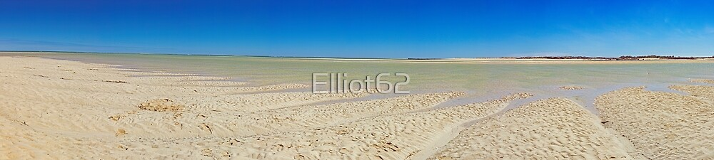 willie creek tidal movement  by Elliot62