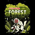 The Forest Princess by Ilustrata Design