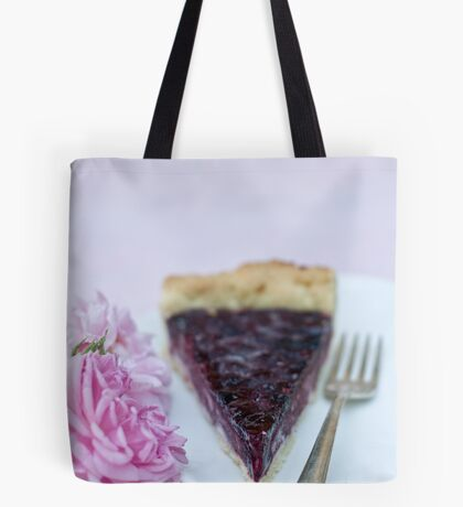 Slice of pie Tote Bag