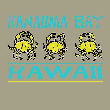 I Love Hawaii Funny T shirt by Picart13