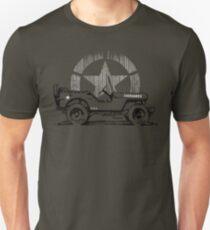 G.I Hero Willys - WW2  Unisex T-Shirt