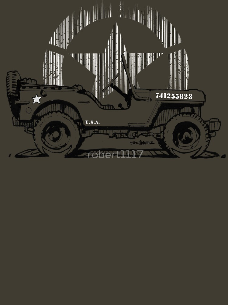 G.I Hero Willys - WW2 de robert1117