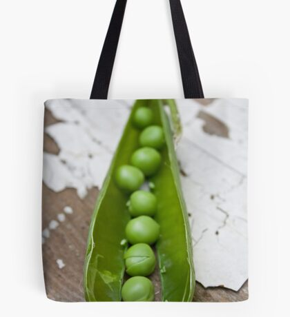 Peas and pod Tote Bag
