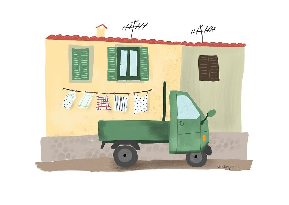 Memories of Italy by larilou-art