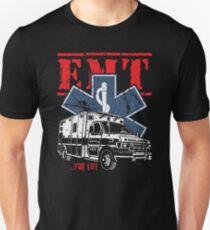 EMT EMS Ambulance Unisex T-Shirt