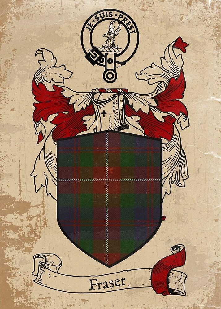 Clan Fraser by DNCArt