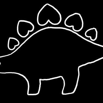 Stegosaurus by Tmis