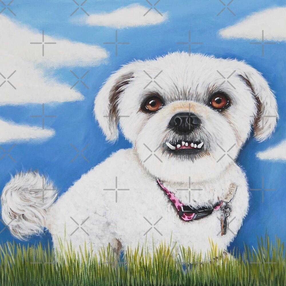Maddie's Sky by StressieCat