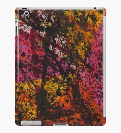 Corner Splatter # 12 iPad Case/Skin