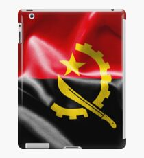 Angola Flag iPad Case/Skin