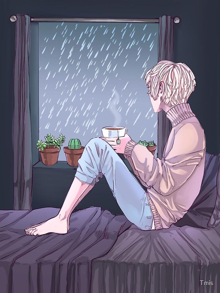 Tea and Rain by Tmis