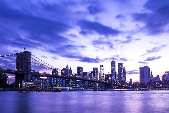 Brooklyn Bridge by mayankle