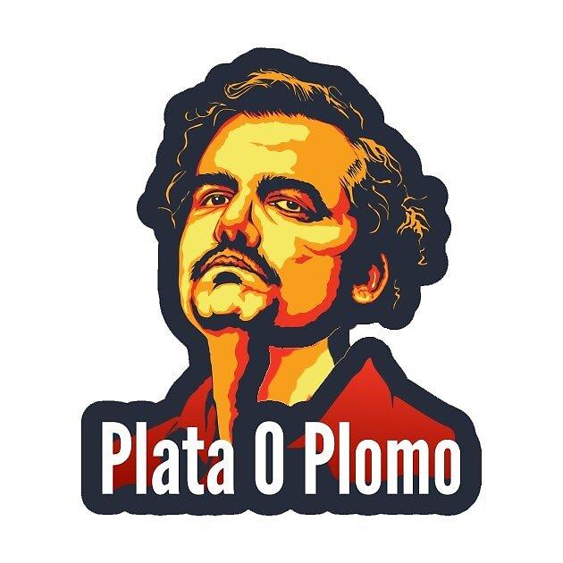 Plata o Plomo by cunhapt