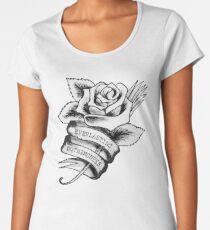 EVERLASTING NOTHINGNESS Women's Premium T-Shirt
