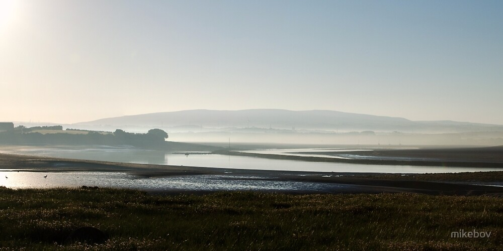The Lune Estuary by mikebov