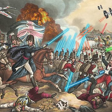 Waterloo Wars by kirstmcarthur