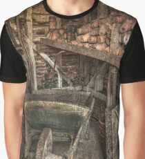 The Garden Shed Graphic T-Shirt