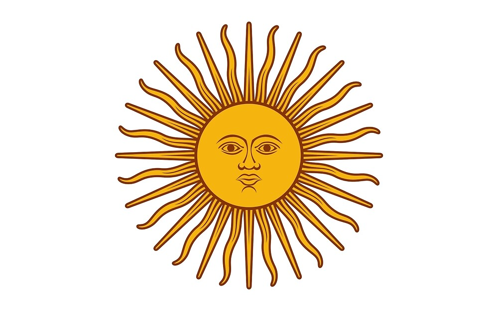 Argentina Sun by VinCollector