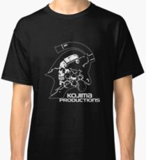 Kojima Productions 2016 New Logo High Reso Print Image Shirt & Pillow Classic T-Shirt