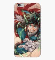 My Hero Academy Izuku Midoriya Case iPhone Case