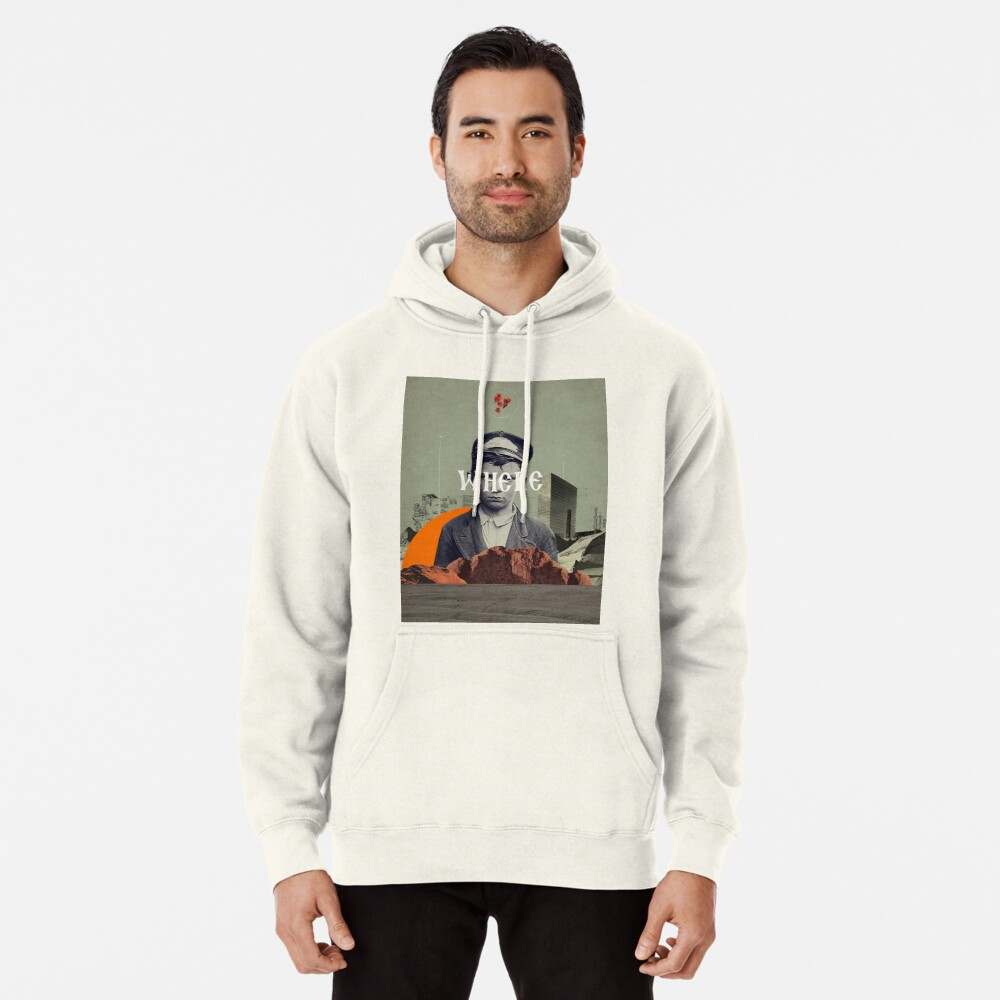 Where Pullover Hoodie