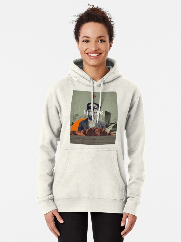 Alternate view of Where Pullover Hoodie