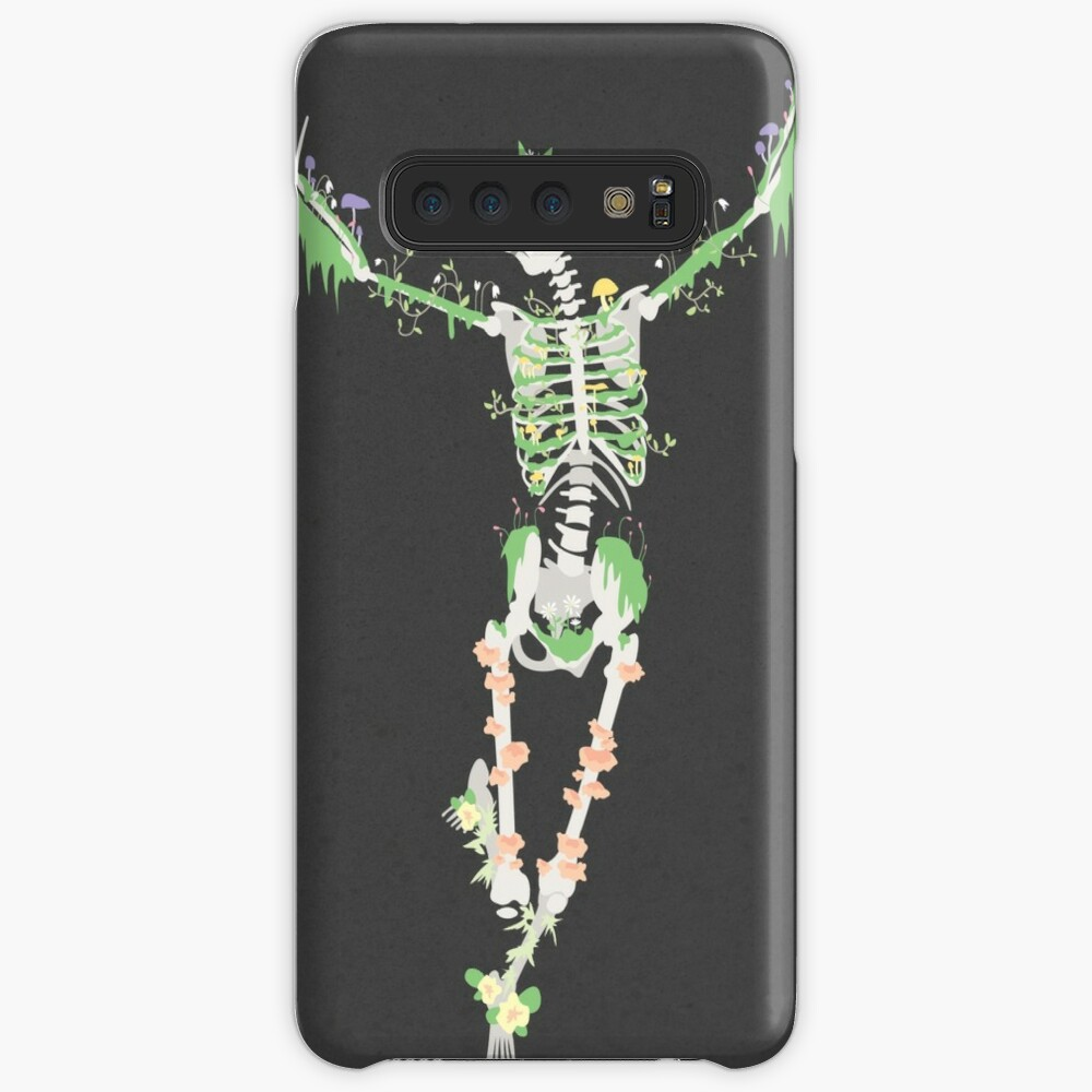 I Don't Care, I'm Dead Samsung Galaxy Snap Case