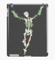 I Don't Care, I'm Dead iPad Case/Skin