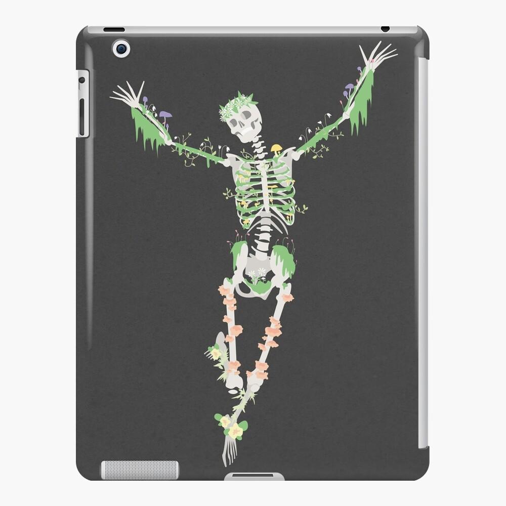 I Don't Care, I'm Dead iPad Snap Case