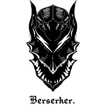 BERSERKER.  by IronMoonDesigns