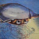 Future Sub - 1960's by Gareth Stamp