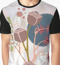Abstract flower bouquet  Graphic T-Shirt