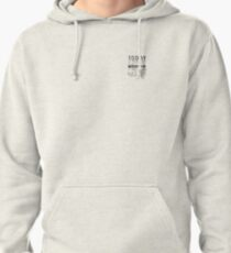 Challenge of a mountain  Pullover Hoodie