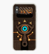 Sheikah Schiefer Fall iPhone-Hülle & Cover