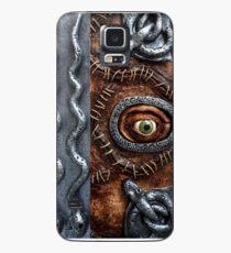 Hocus Pocus Buch-Telefon-Kasten Hülle & Klebefolie für Samsung Galaxy