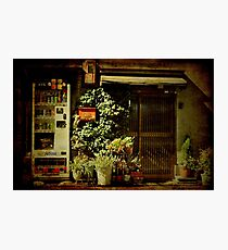 Autumn in Japan:  Convenience Photographic Print
