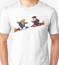 Trump VS Kim Unisex T-Shirt