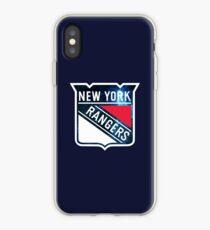 NY Rangers iPhone Case